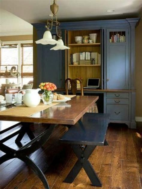 indoor picnic table ideas   relaxed feel digsdigs