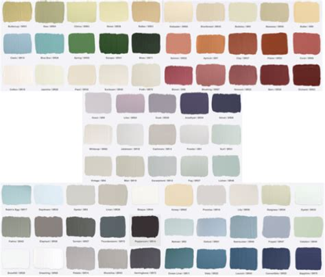 pretty paints but only available at lowes in canada come bring them to the states