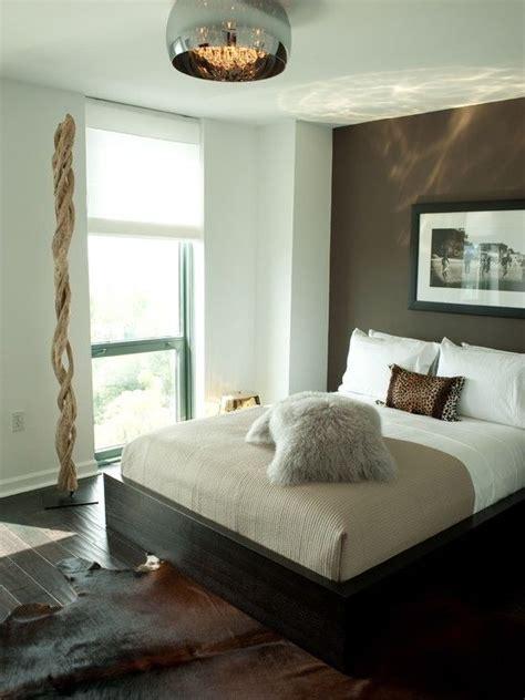 elegance dark brown paint colors modern bedroom dark