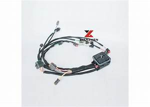 Cat336d Engine C9 Wiring Harness 323