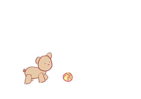 teddy bear animation practice by silent haze on deviantart