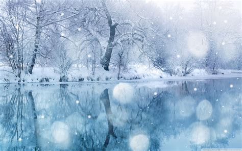 Aesthetic Winter Wallpaper by 25 Snow Wallpapers Backgrounds Images Pictures