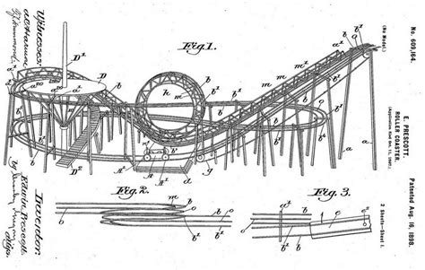 roller coaster design the business of building roller coasters