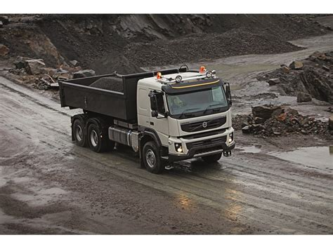 volvo new trucks for sale new volvo fmx11 6x6 rigid trucks for sale