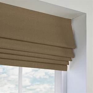 Beige gingham roman blindsbest 25 roman shades kitchen for 25 roman shade