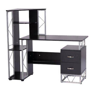 Desks with hutch as well. Very Small Computer Desk | Wayfair
