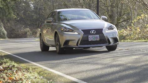 2015 Lexus Is350 F Sport Review by 2015 Lexus Is350 Awd F Sport Review Autonation