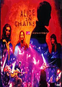 Conciertos en DVD: Alice in Chains: MTV Unplugged
