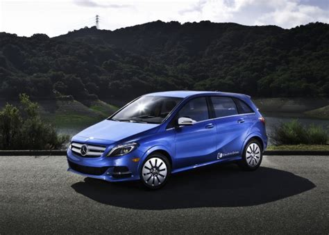 Best Electric Car Deals by 2014 Mercedes B Class Best Electric Car Lease Deal Available