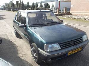 Peugeot 205 Ii  20a  C  1 1 Xe Ge Xl Gl Xr Gr  Salvage  Year Of Construction 1994  Colour Green