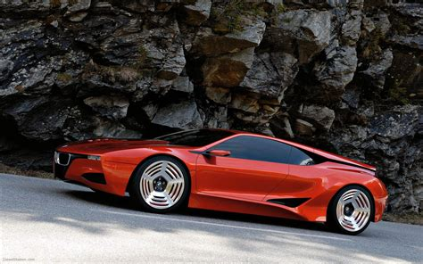 Bmw M1 Homage Concept Car Widescreen Exotic Car Photo #17