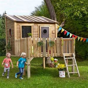 die besten 25 kinder gartenhaus ideen auf pinterest With französischer balkon mit spielhaus garten holz preiswert