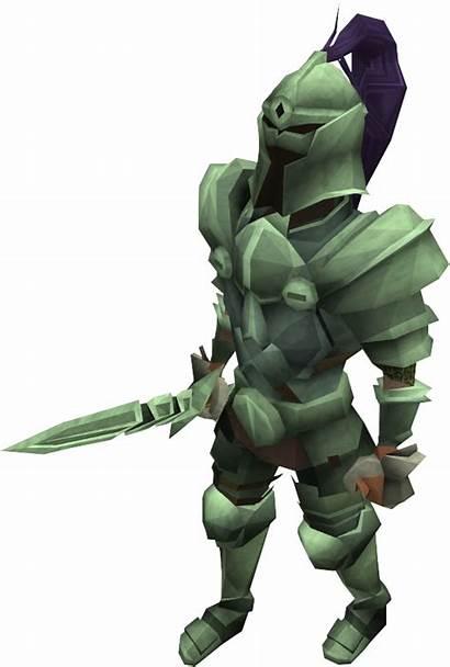 Adamant Armour Runescape Wikia Animated