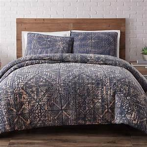 Brooklyn loom sand washed cotton twin xl quilt set in for Brooklyn bedding store