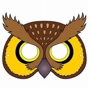 Masque Halloween A Fabriquer : fabriquer un masque de chouette masques pinterest ~ Melissatoandfro.com Idées de Décoration