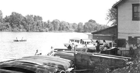 Central Park Boat Dock by Ellis Park Boat Docks Cedar Rapids Iowa
