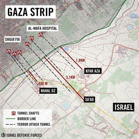 hamas tunnel network  massacre   making