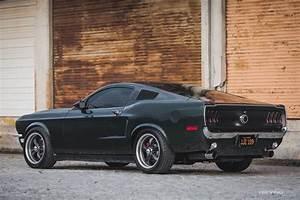 2008 Ford Mustang Bullitt Looks Like A 1968