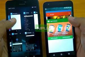 Android 7.0 Nougat vs Windows 10 Mobile Redstone: UI ...
