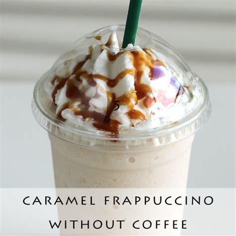 @annaxsitar has inspired me to try new drinks at starbucks #fyp #starbucks #starbucksdrinks #coffee Caramel Frappuccino without Coffee Copycat - Eugenie Kitchen