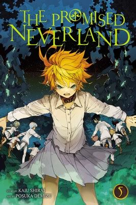 promised neverland vol  book  kaiu shirai
