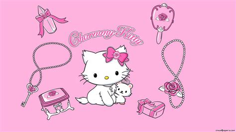 Cute Wallpapers For Laptops Hello Kitty Wallpaper