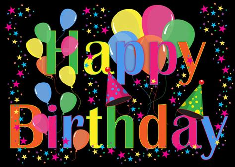 Birthday Celebration Card Free Stock Photo - Public Domain ...