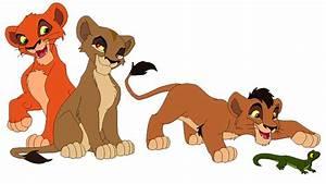 Simba And Nala Mating As Cubs | www.pixshark.com - Images ...