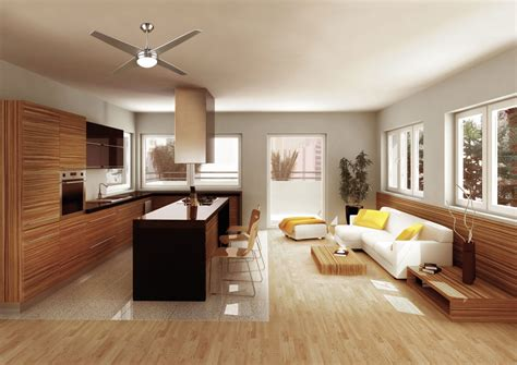 Kitchens Perfect Kitchen Ceiling Fans With Bright