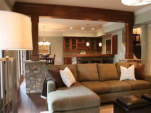 Basement design ideas decorating and design ideas for for Home basement ideas
