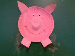 HD wallpapers pig craft ideas for kids