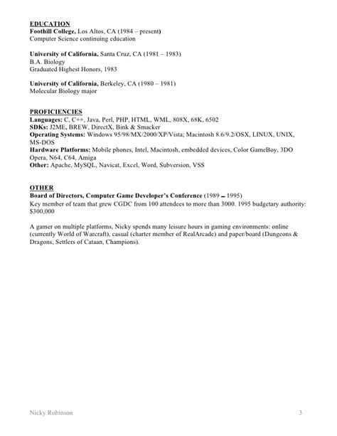 resume word document doc