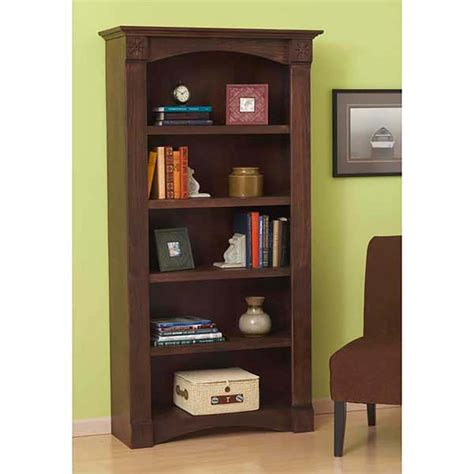 Woodworking Plans Bookcase by Classic Bookcase Woodworking Plan From Wood Magazine