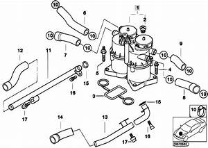 Original Parts For E65 740d M67 Sedan    Engine   Crankcase