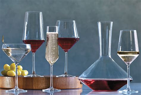 Schott Zwiesel Crystal Stemware And Decanters