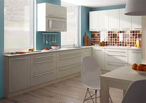 Küchen Online Shop : k chenzeile k che l form 270 x 180cm jersey vanille matt neu k che kvantum k chen ~ Frokenaadalensverden.com Haus und Dekorationen