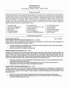 police officer resume template http topresumeinfo With police officer resume templates free