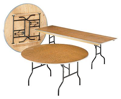 wood folding tables st george rentals in southern