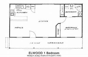 1 bed granny flats willow grove With 1 bedroom floor plan granny flat
