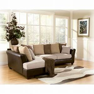 1940167 Ashley Furniture Logan Stone 2pc Sectional Wlaf
