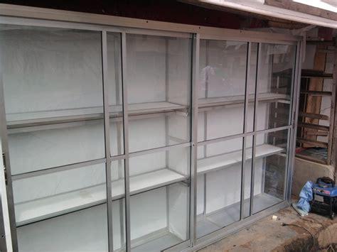 check aluminum doorswindow fabrication designs affordable price properties nigeria