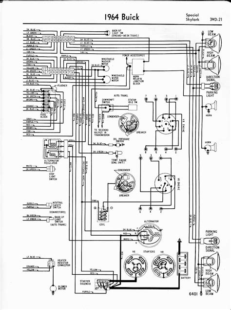 1985 Buick Century Wiring Diagram by Buick Wiring Diagrams 1957 1965
