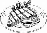 Steak Drawing Steaks Template Transparent Coloring Sketch Gasthaus Saftige Bone Hohenester Euskirchen Flames Burger Pngio sketch template