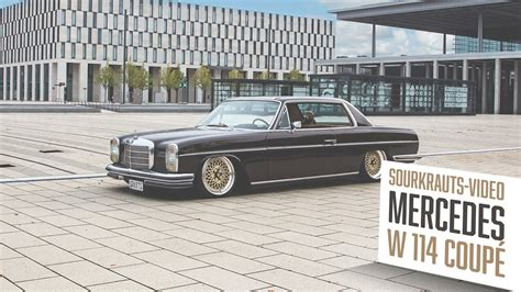 mercedes w114 coupe sourkrauts mercedes w114 coupe