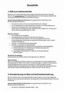 Hilfe Zum Lebensunterhalt Berechnen : stadt und landbote coche ~ Themetempest.com Abrechnung