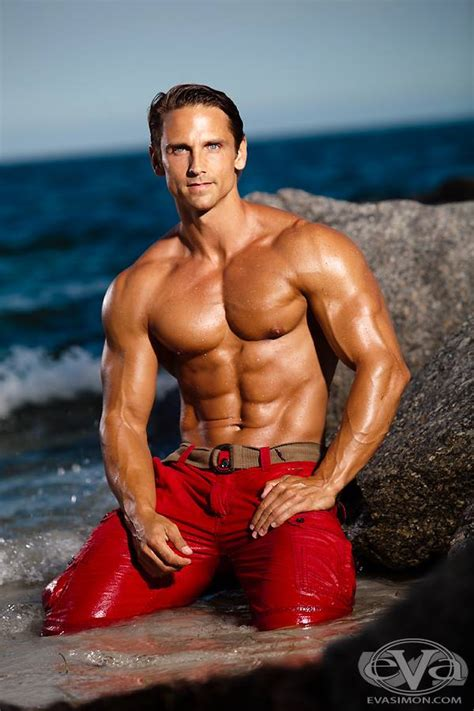 david morin shredded male aesthetic physiques