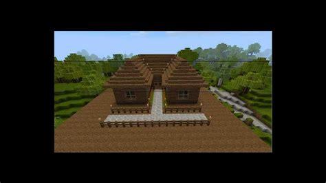Minecraft  Schönes Haus Bauen In Wenigen Schritten