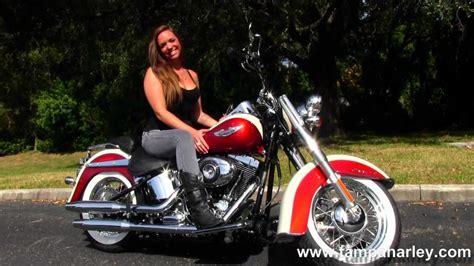 New 2013 Harley-davidson Softail Deluxe Flstn