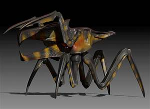 Starship Troopers Arachnid   Craig Tolliver   Archinect