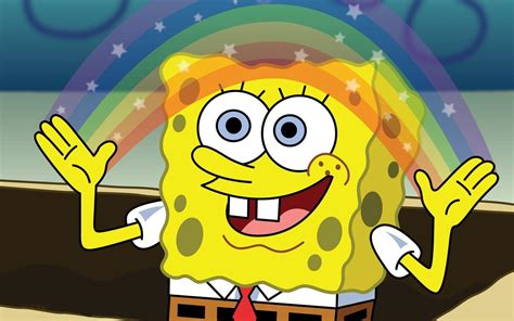 spongebob desktop wallpapers wallpaper cave